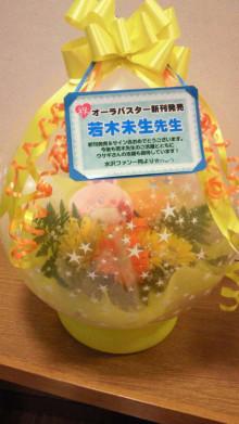 MEGALO VISION  若木未生公式blog-2011070318140001.jpg